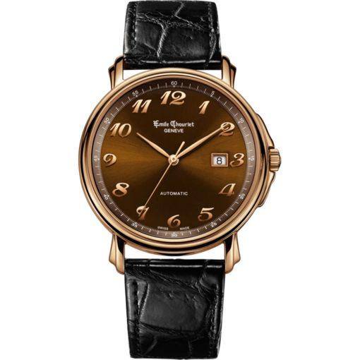 Đồng hồ Emile Chouriet 01.1168.G42.4.2.70.2