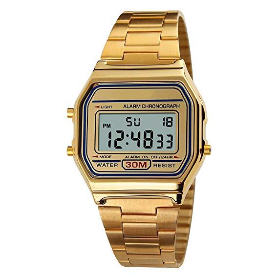 Đồng hồ nữ Casio mặt vuông