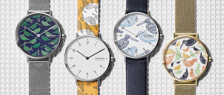 Đồng hồ nữ giá rẻ Skagen
