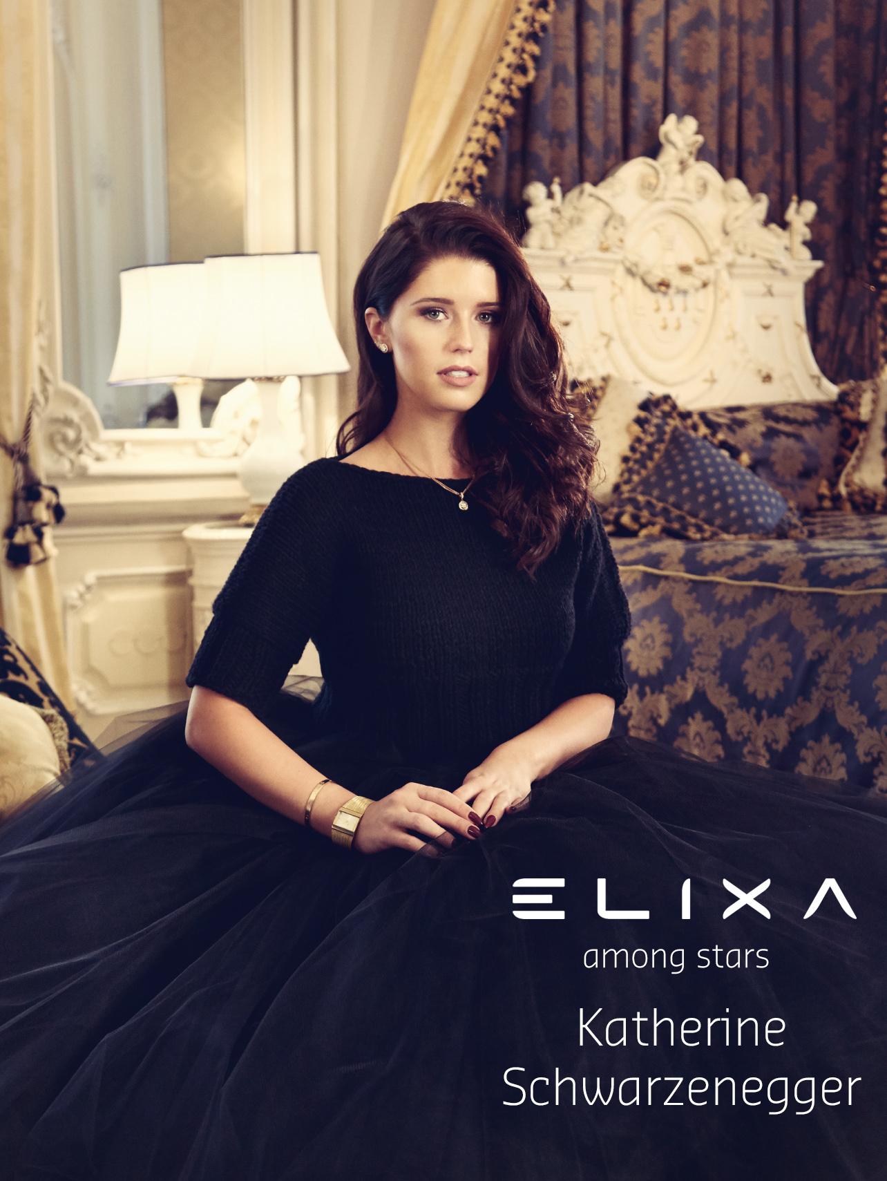 Đồng hồ thời trang nữ Elixa