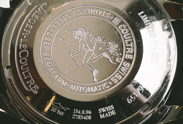 mức độ chịu nước của đồng hồ đeo tay
