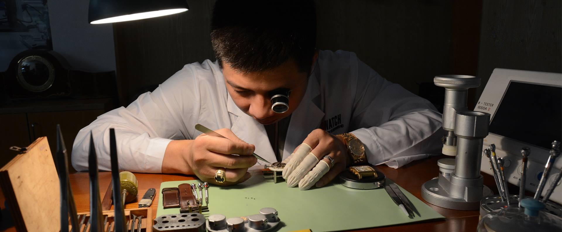 Học nghề sửa chữa đồng hồ ở đâu Hà Nội uy tín?