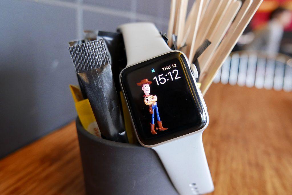 hạn chế của Smart watch