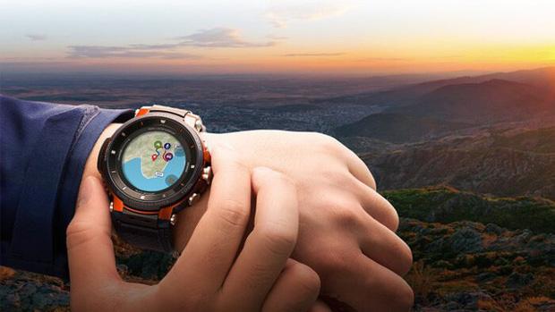 Đồng hồ thông minh Casio